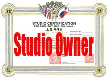 Studio Owner