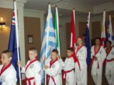 2012 World Moo Duk Kwan Youth Leadership Appointment
