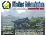 Lifetime Subscription 2012