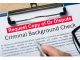 Request Copy of, or Dispute, Background Check
