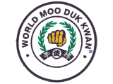 World Moo Duk Kwan Patches