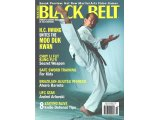 2005-10 Black Belt Magazine Cover