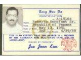 American Tang Soo Do Moo Duk Kwan Dan Bon ID