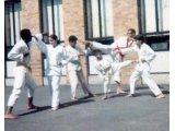 My First Teaching Class 1968