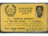 My Dan ID Card, Dated 1969.