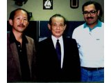 Meeting The Founder, Hwang Kee And Kwan Jang Nim H.C. Hwang