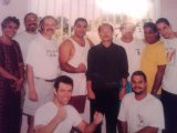 Picture Of The Leadership In Puerto Rican MDK In 1991.