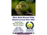 67th Anniversary Of The Moo Duk Kwan