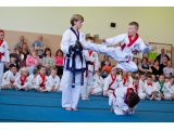 Conor demonstrating E Dan Yup Podo Cha Gi