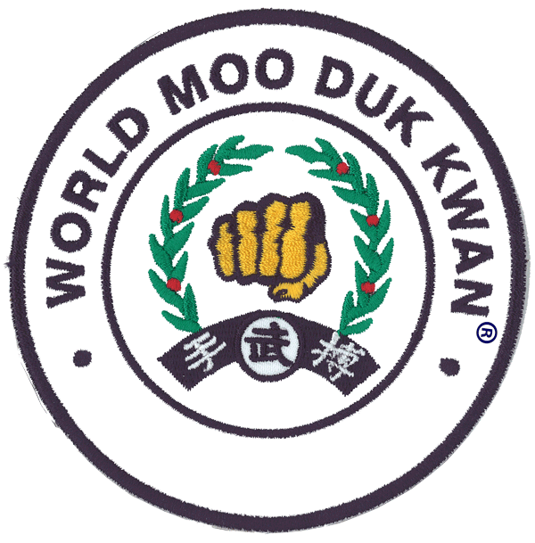 world moo duk kwan patch. Black Bedroom Furniture Sets. Home Design Ideas