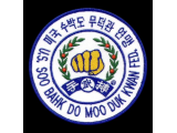 U.S. Soo Bahk Do Moo Duk Kwan Federation Patch