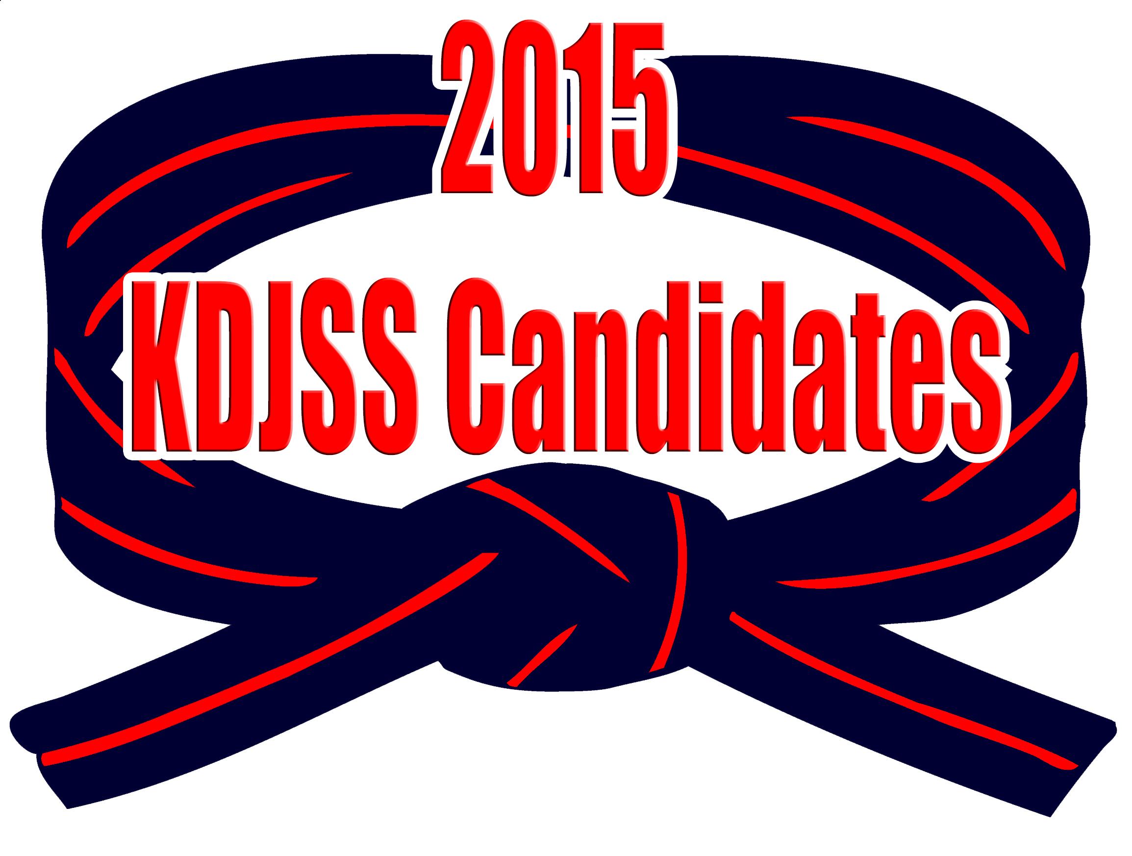 KDJSS Candidates 2015 (Semi-Prv)