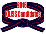 KDJSS Candidates 2016