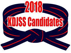 KDJSS Candidates 2018