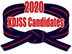 KDJSS Candidates 2020