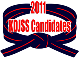 KDJSS Candidates 2011