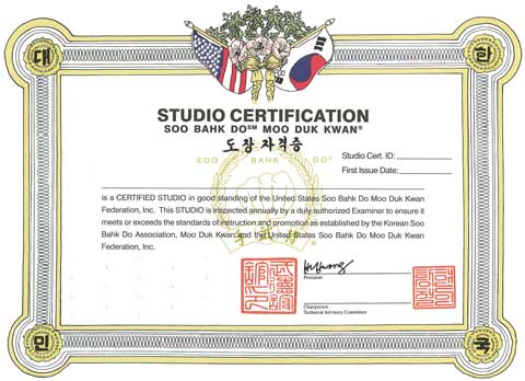 Certified Studio Owners Future