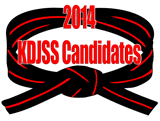 KDJSS Candidates 2014
